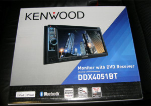 KENWOOD DDX-4051BT