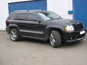 Jeep Grand Cherokee SRT8 6.1 HEMI